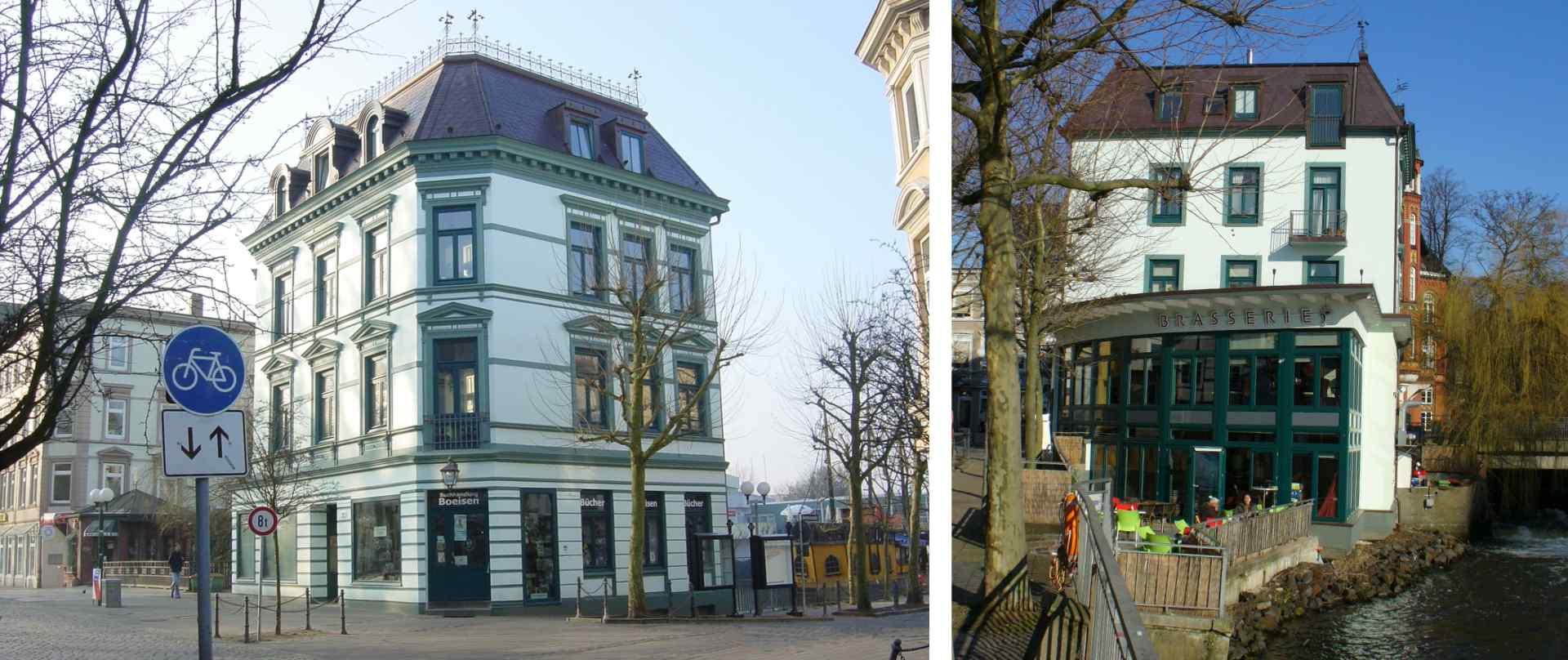 Bergedorf - Bauen im Bestand | Architekt