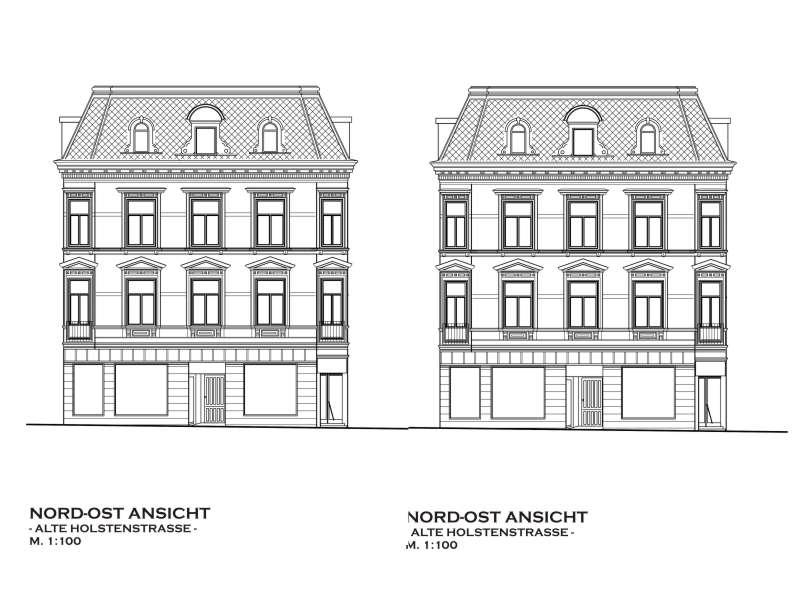 Bergedorf, Bauen im Bestand | Architekt Freinsheimer