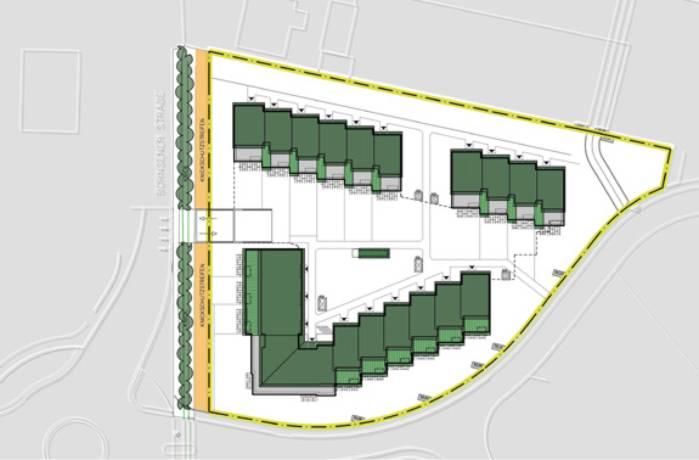Börnsen - Reihenhäuser | Architekturbüro Freinsheimer