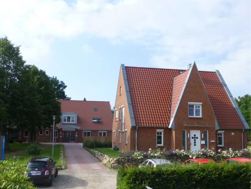 Büchen, Pastorat   Architekt Freinsheimer