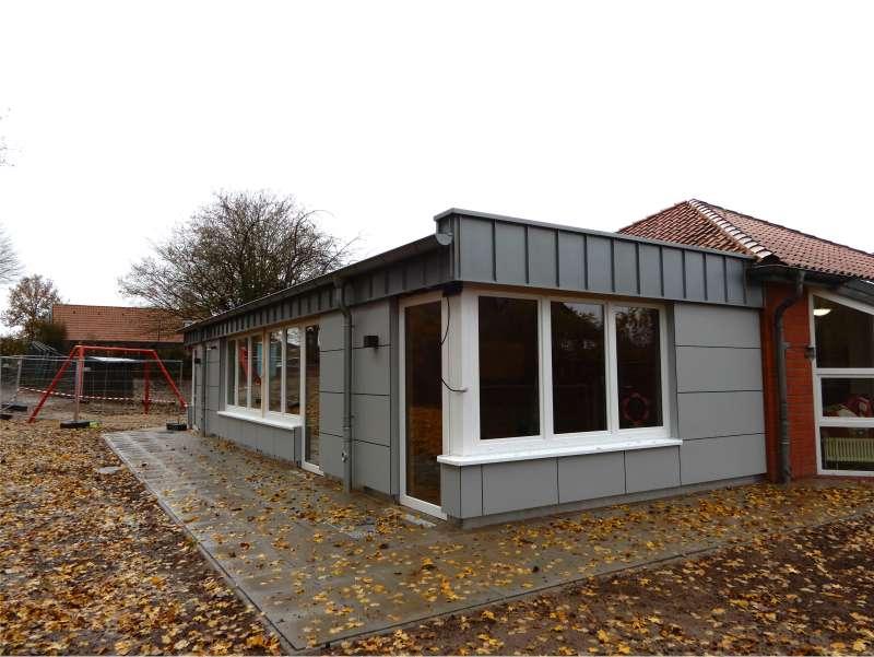 Nusse, Kita - Erweiterungsbau | Architekturbüro Freinsheimer
