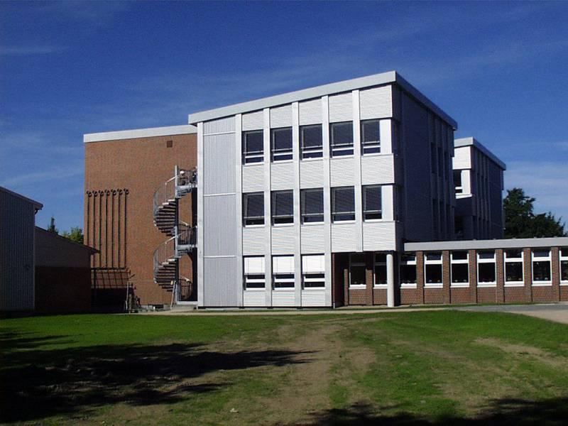 Reinbek, Sachsenwaldgymnasium | Architekturbüro Freinsheimer