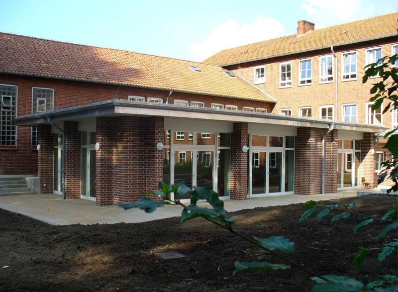Reinbek, Schule Mühlenreder | Architekturbüro Freinsheimer