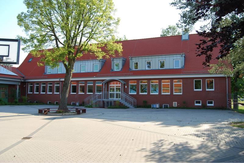 Sandesneben, Realschule, Sanierung | Architekturbüro Freinsheimer