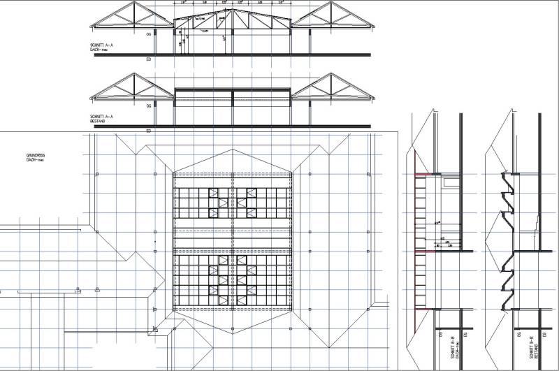 Sandesneben, Schule, Dachumbau | Architekt Freinsheimer