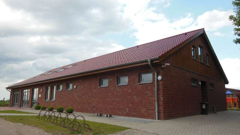 Wentorf AS, Sportlerheim | Architekturbüro Freinsheimer