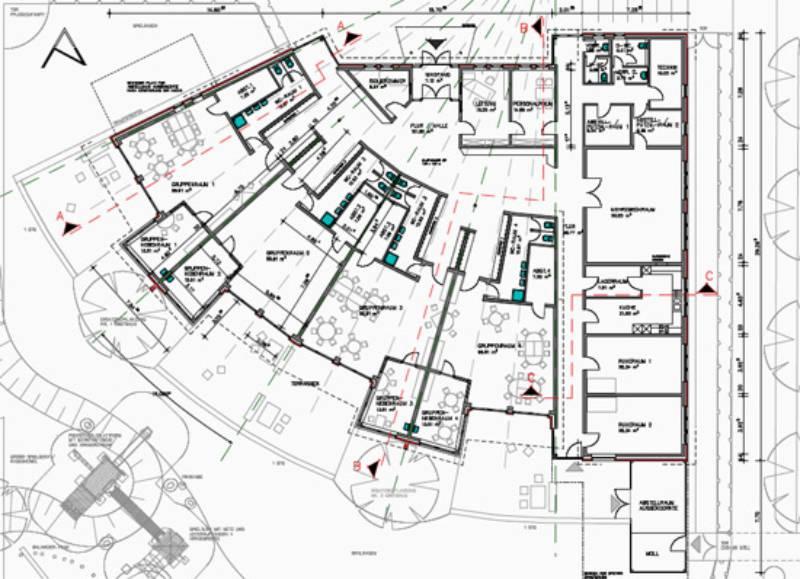 Wentorf, Kita Sachsenring | Architekt Freinsheimer