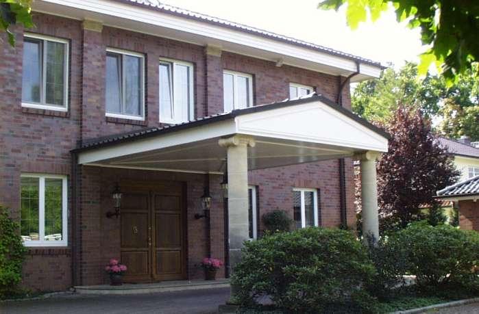 Aumühle, Neubau EFH | Architekt Freinsheimer