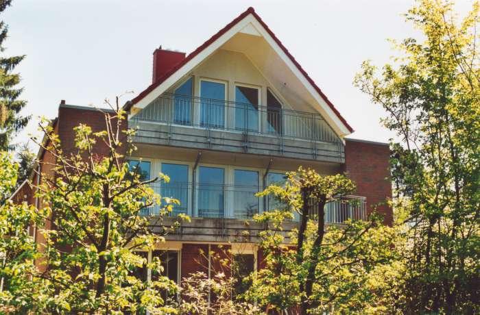 Neubau-EFH in Bergedorf | Architekturbüro Freinsheimer