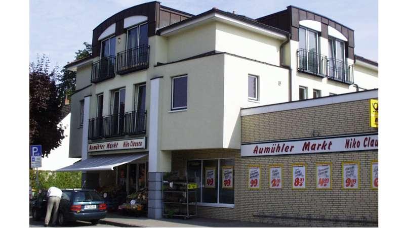 Gewerbe & Wohnen Aumühle Neubau | Architekt Freinsheimer