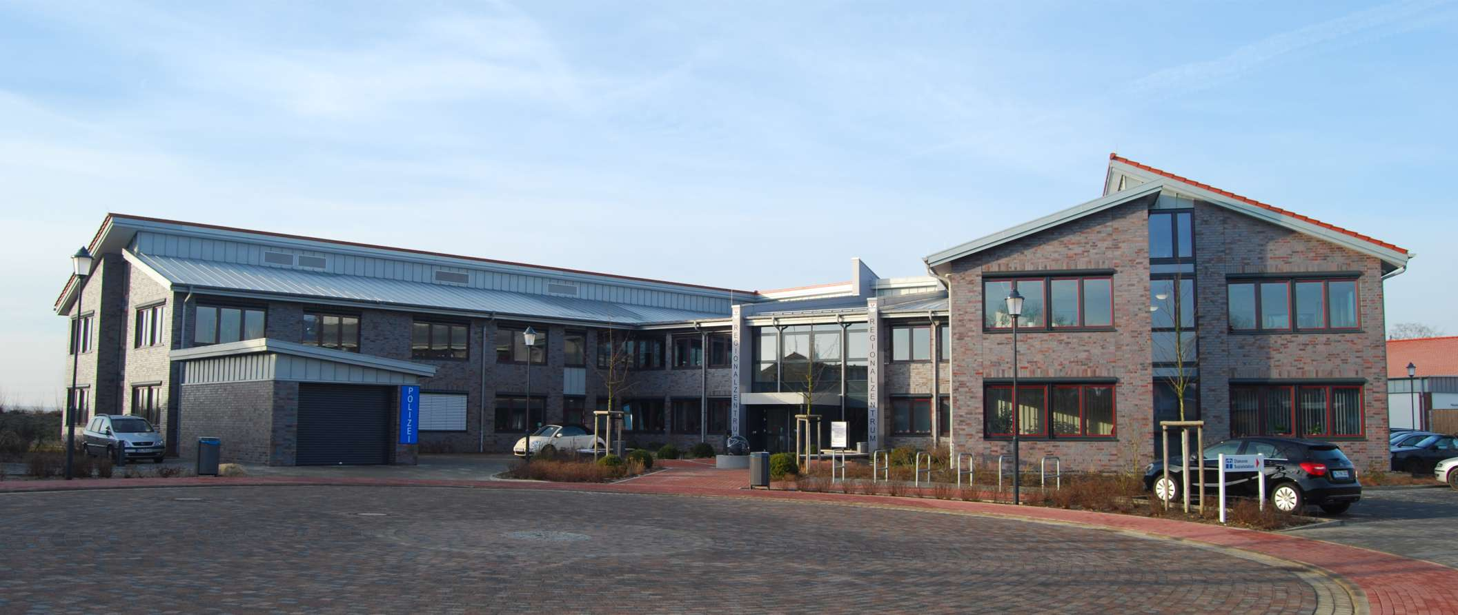Regionalzentrum Sandesneben