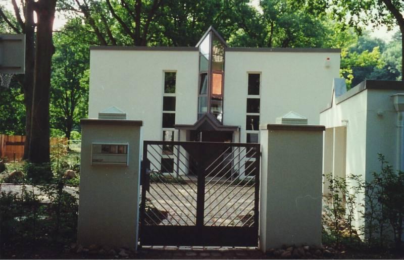 Reinbek-Bau einer Villa-3