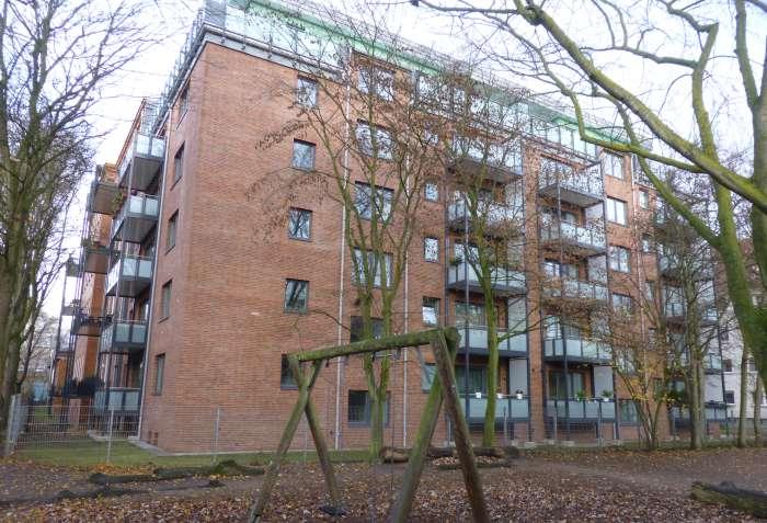 Wohnungsbau Rothenburgsort | Architekt Freinsheimer