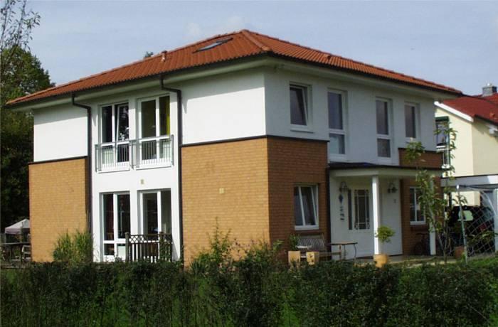Neubau EFH in Wentorf b. Hamburg | Architekt Freinsheimer
